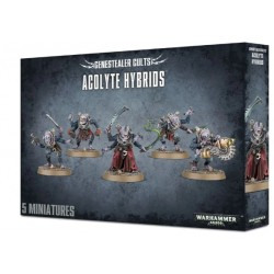 Genestealer Cults Acolyte Hybrids Box Cover