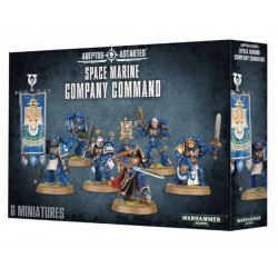 Company Command box cover