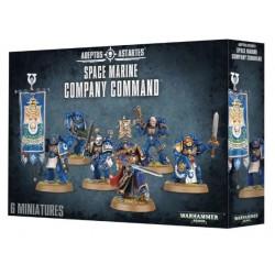 Company Command box cover