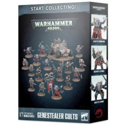 Start Collecting! Genestealer Cults Box Cover