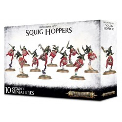 Gloomspite Gitz Squig Hoppers Box Cover