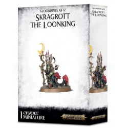 Gloomspite Gitz Skragrott the Loonking Box Cover