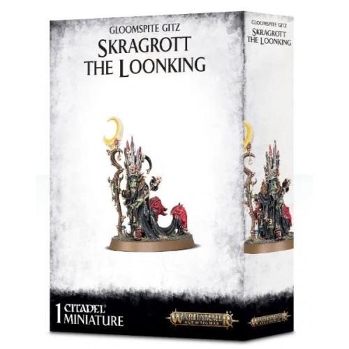 Gloomspite Gitz Skragrott the Loonking Box Cover