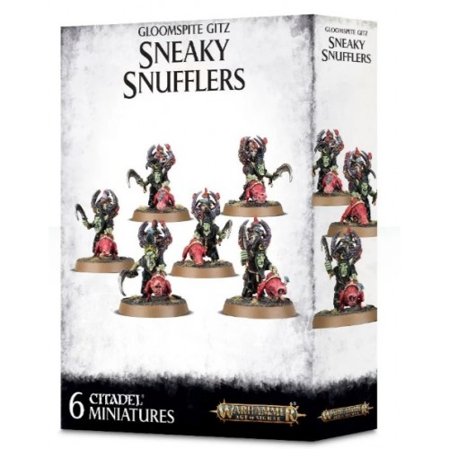 Sneaky Snufflers Box Cover