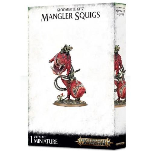 Gloomspite Gitz Mangler Squigs Box Cover