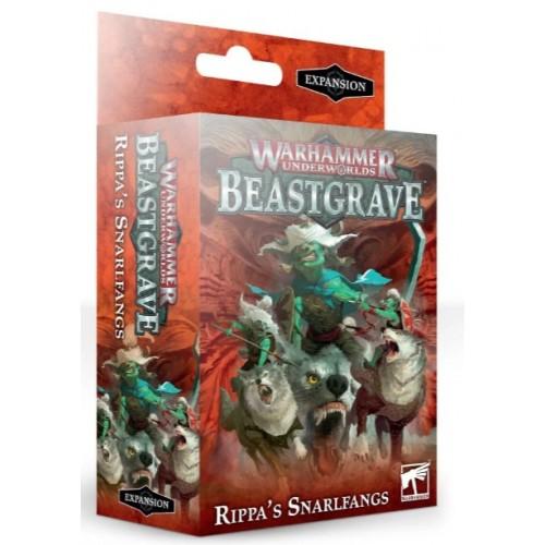 Warhammer Underworlds:  Rippa's Snarlfangs Box Cover