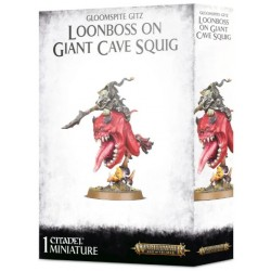 Loonboss on Giant Cave Squig  Box Cover