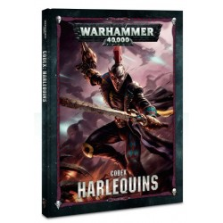 Codex Harlequins Cover