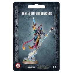 Harlequin Shadowseer Blister Cover