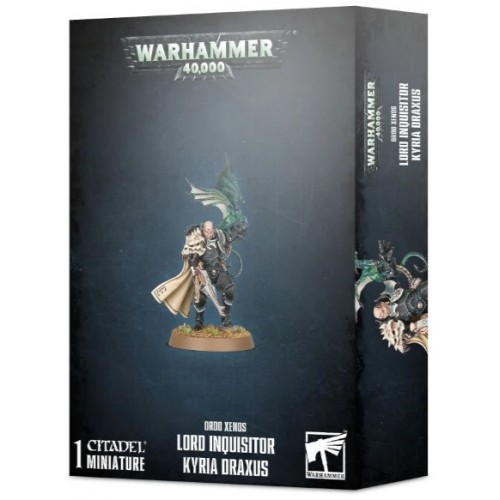 Lord Inquisitor Kyria Draxus Box Cover