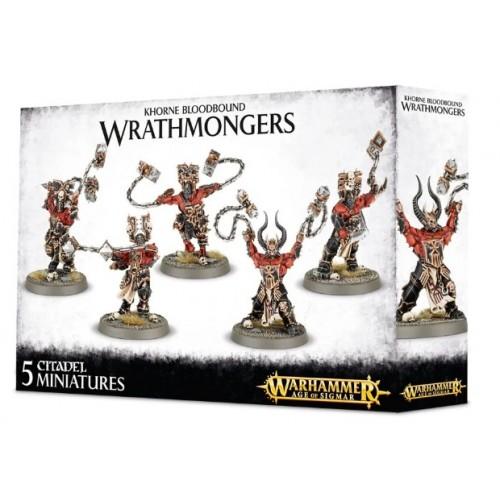 Khorne Bloodbound Wrathmongers Box Cover