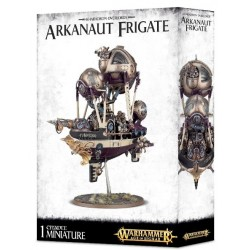 Kharadron Overlords: Arkanaut Frigate