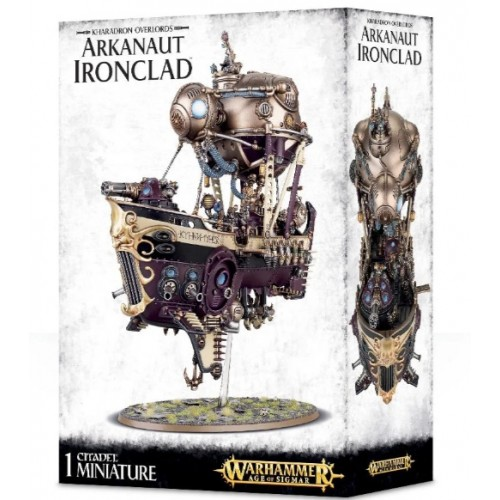 Kharadron Overlords: Arkanaut Ironclad Box Cover