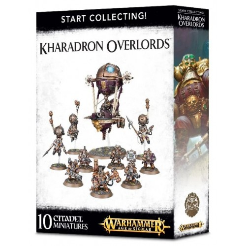 Start Collecting! Kharadron Overlords Box Cover