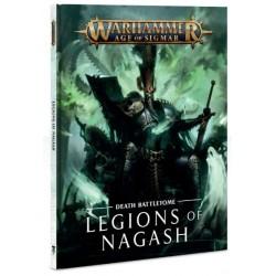 Battletome: Legions of Nagash Cover