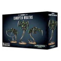 Necron Canoptek Wraiths Box Cover