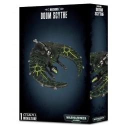 Necron Doom Scythe Box Cover