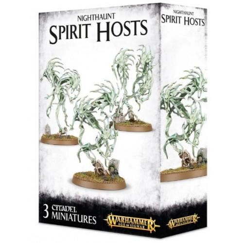 Nighthaunt Spirit Hosts Box Cover