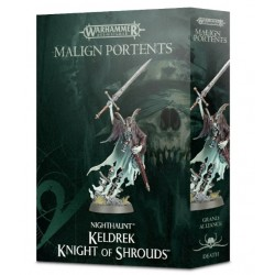 Nighthaunt Keldrek - Knight of Shroud Box Cover
