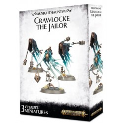 Nighthaunt Crawlocke the Jailor Box Cover