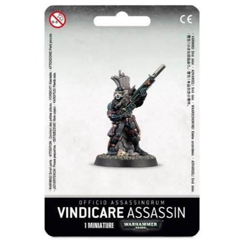 Vindicare Assassin Blister Cover