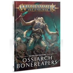 Battletome: Ossiarch Bonereapers Cover