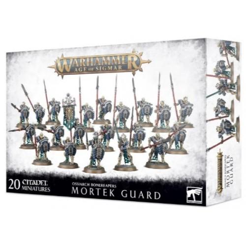 Ossiarch Bonereapers: Mortek Guard Box Cover