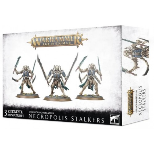 Necropolis Stalkers / Immortis Guard Box Cover