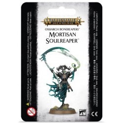 Ossiarch Bonereapers: Mortisan Soulreaper Blister Cover