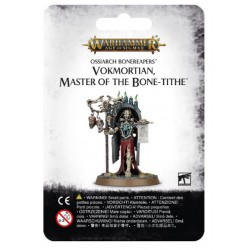 Vokmortian Master of the Bone-Tithe Blister Cover