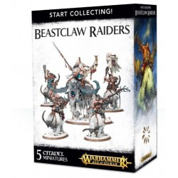 Start Collecting! Beastclaw Raiders Box Cover