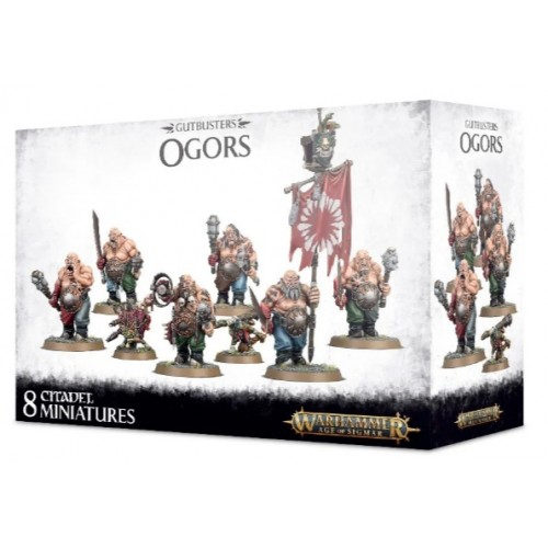 Ogor Gluttons Box Cover