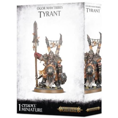 Ogor Mawtribes Tyrant Box Cover