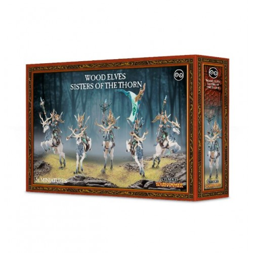 Wanderers Sisters of the Thorn Box Cover