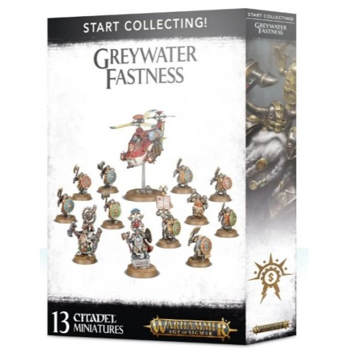 Start Collecting! Greywater Fastness Box Cover