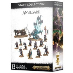 Start Collecting! Anvilguard Box Cover