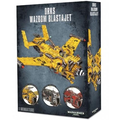 Ork Wazom Blastajet Box Cover