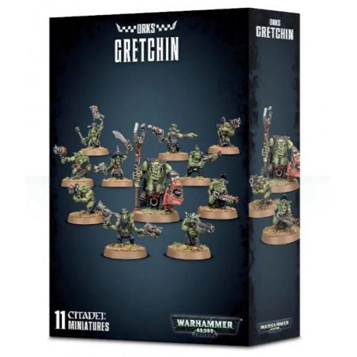 Ork Gretchin Box Cover
