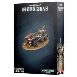 Orks Megatrakk Scrapjet Box Cover