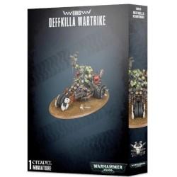 Orks Deffkilla Wartrike Box Cover