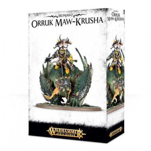 Ironjawz Orruk Maw-Krusha Box Cover