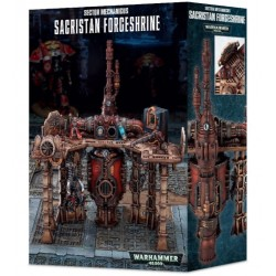 Sector Mechanicus: Sacristan Forgeshrine Box Cover