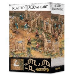 Realm of Battle: Blasted Hallowheart Box Cover