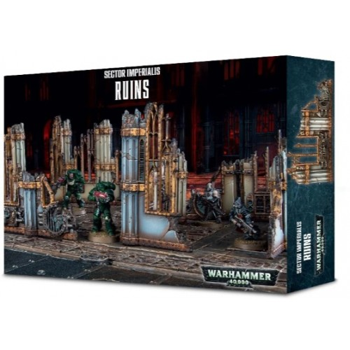 Sector Imperialis Ruins Box Cover