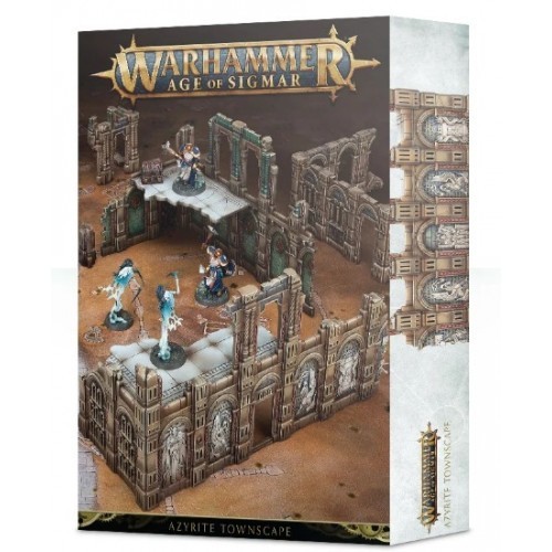 Age of Sigmar: Azyrite Townscape Box Cover