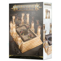 Dominion of Sigmar: Shattered Temple Box Cover