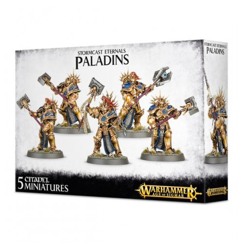 Stormcast Eternals Paladins Box Cover