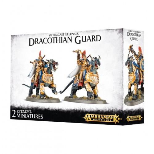 Stormcast Eternals Dracothian GuardBox Cover