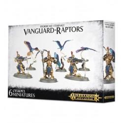 Stormcast Eternals Vanguard Raptors Box Cover