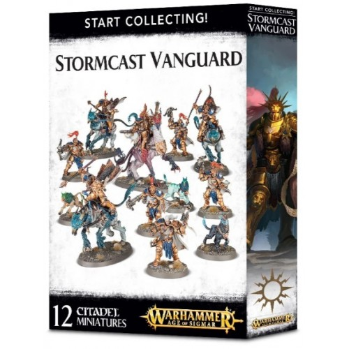 Start Collecting! Stormcast Vanguard Box Cover